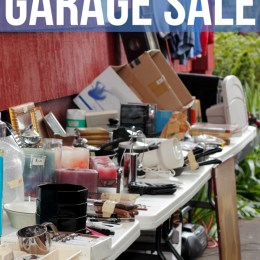 How To Have A Successful Garage Sale Budget Dumpste