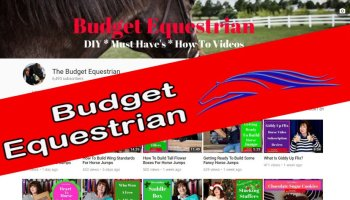 Budget Equestrian Weekly Video Wrap Up (And 7000 Subscribers!)