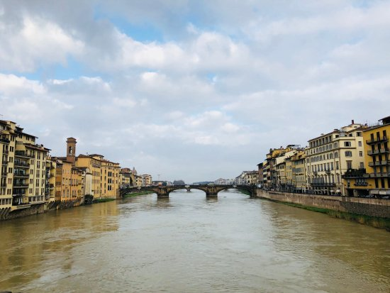Florence- The Birth Place of Renaissance Literature.