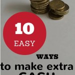 10 ways to make extra cash
