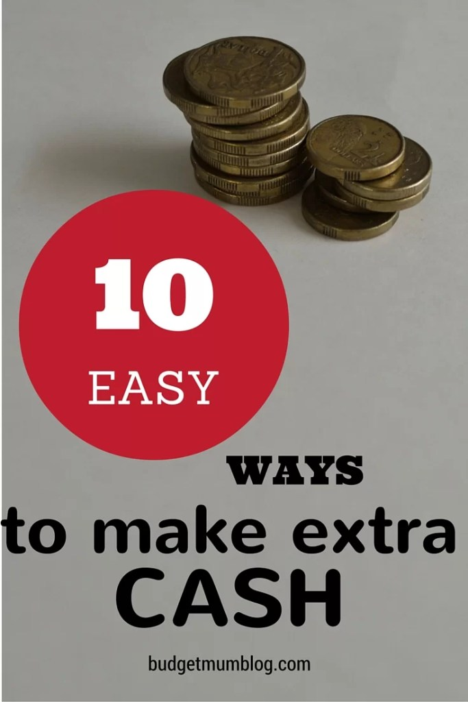 10 ways to make money