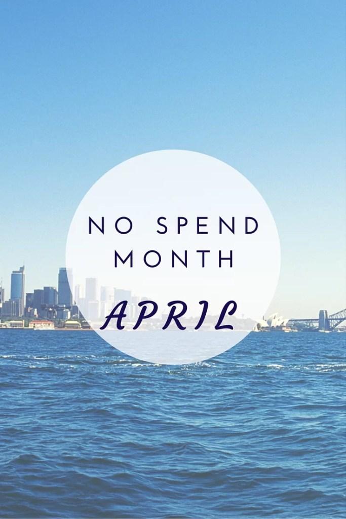 No spending
