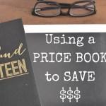 Starting a Price Book
