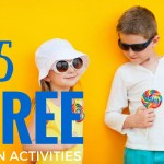 15 Free holiday fun activities