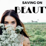 Saving money on hair and beauty