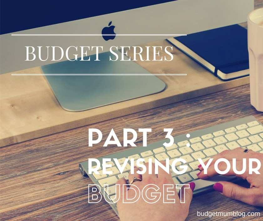 making your budget work properly and successfully