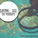 Saving money on Holidays