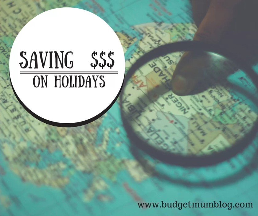 saving money on vacations