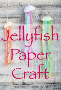 paper jelly fish