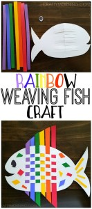 Weaving fish