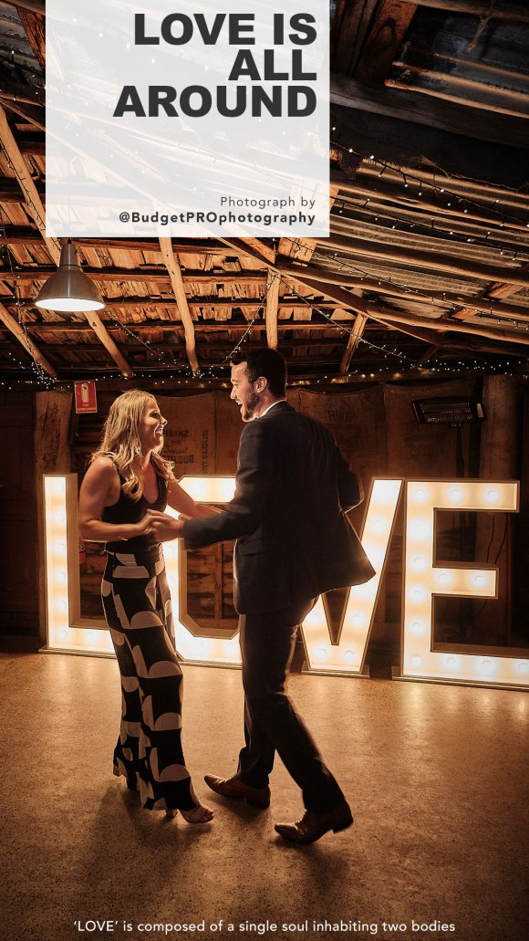 Wedding Couple in Love Budget Photography
