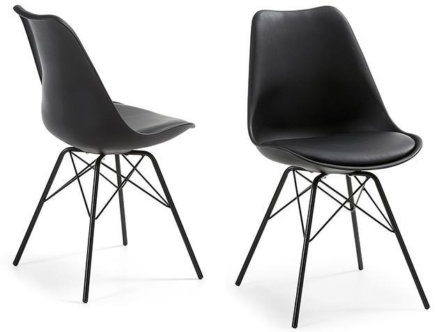 Eames Replica Stoel : Inspiratie: eames stoel: look a likes