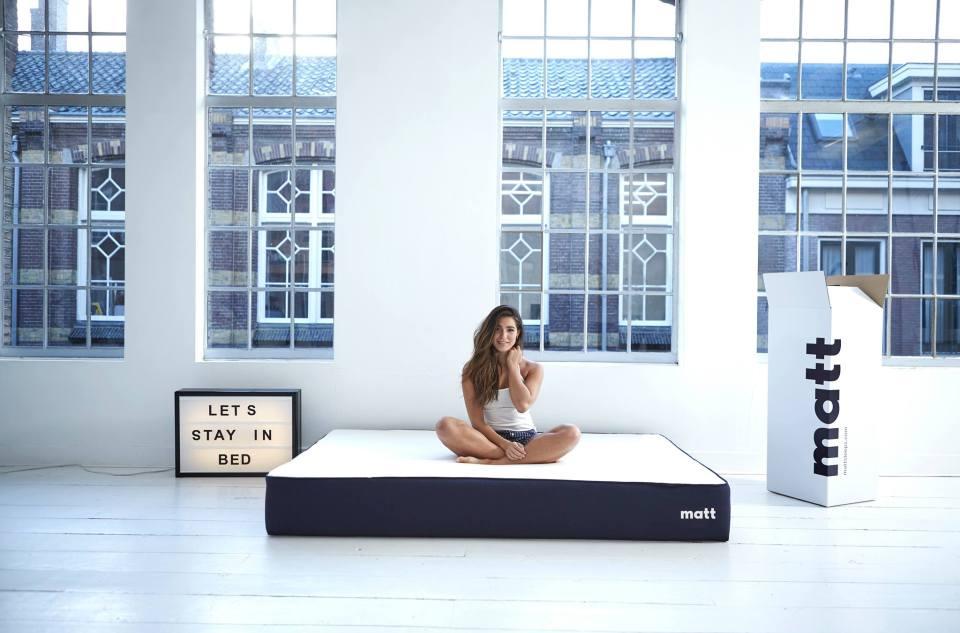 Online matras bestellen - Matt Sleeps