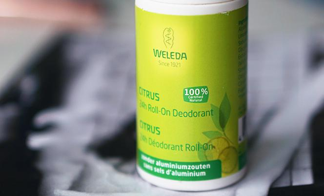 weleda natuurlijke deodorant