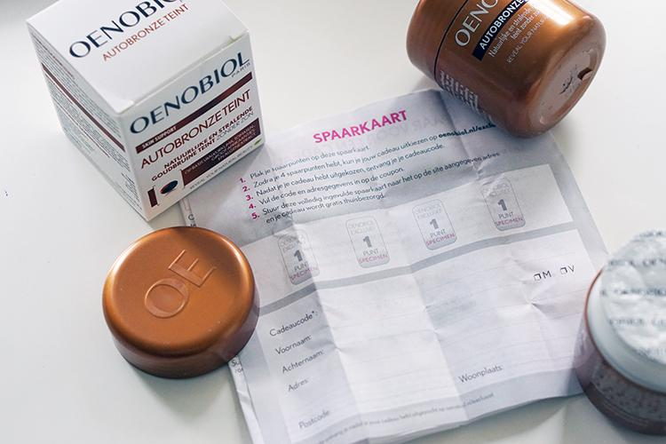 oenobiol autobronze spaarkaart