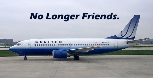 Image result for no united airlines
