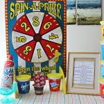 Easy Diy Spin A Prize Snack Game Budget Savvy Diva