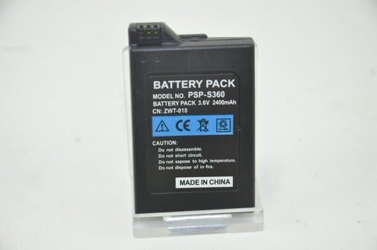PSP batterypack