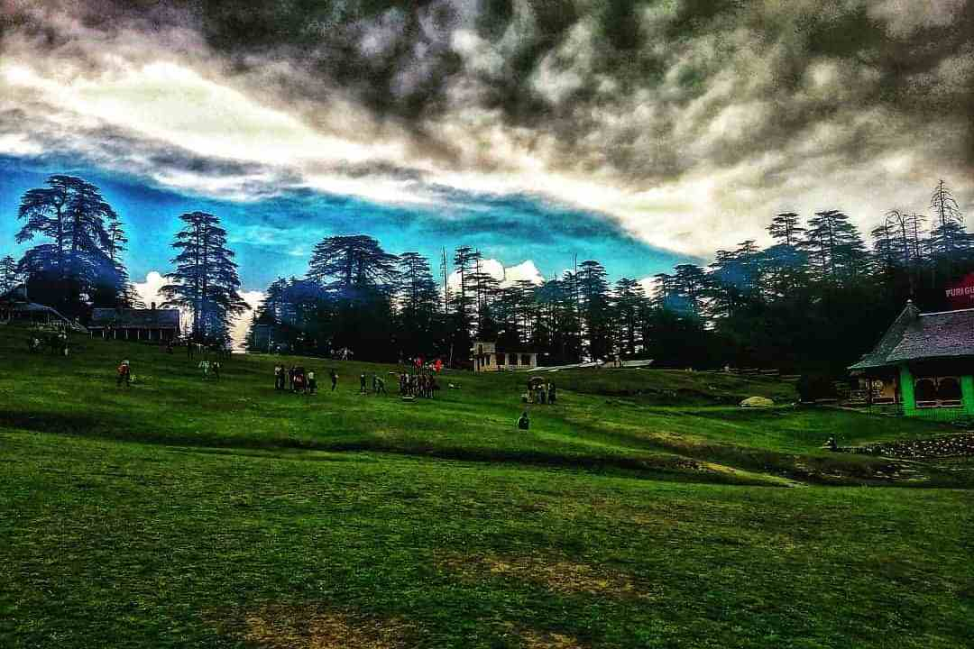 Dalhousie two day itinerary