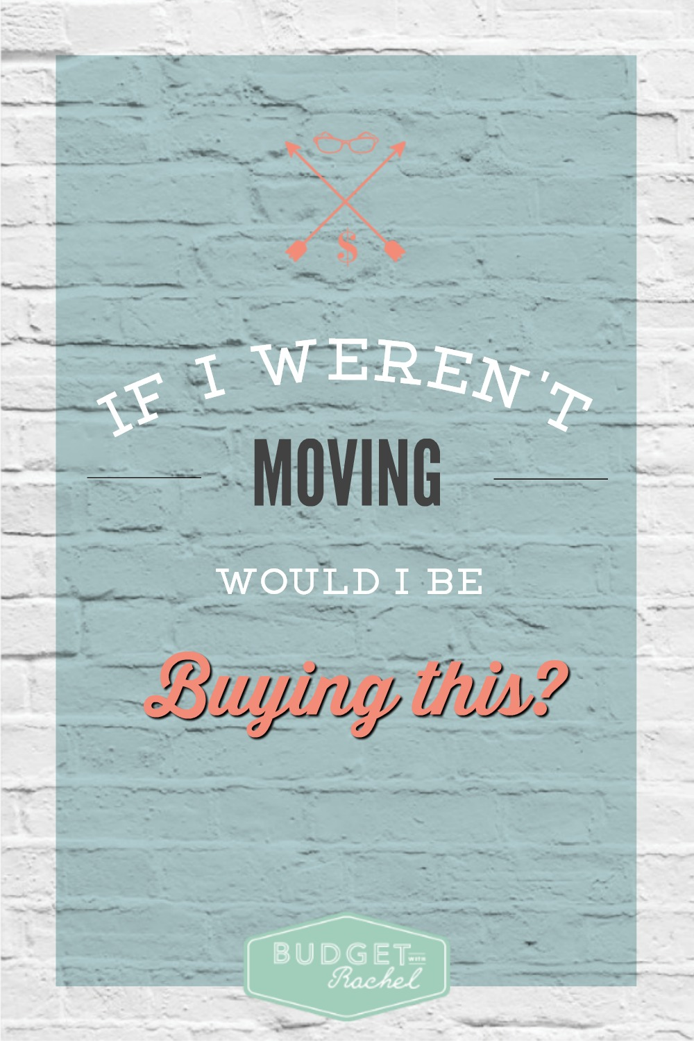 7 things you should not spend money on after a move. By not purchasing these things, I was able to save $3,000!!! That is huge! #3 was a little gross, but it totally worked! I wish I had not spent money on these things the first time I moved, it would have saved me so much money!!