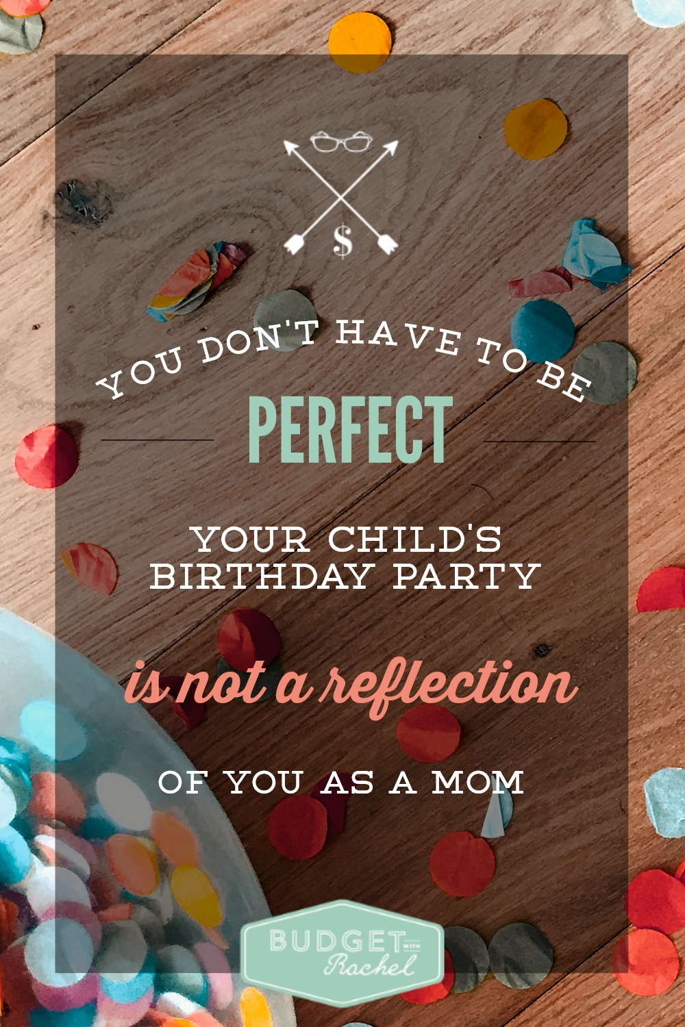 Why I Won't Spend More Than $50 On My Child's Birthday Party (...and I Don't Feel Bad About It!) This made me feel so much better about planning my child's birthday party. I am going to keep reading this if I feel stressed about party planning. All of these reasons are so true and I am never spending more than $50 on a birthday party ever again!