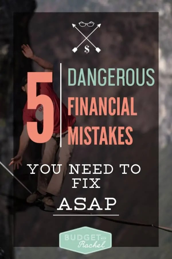 If you are new to adulting and managing money, these are common financial mistakes you could be making | financial mistakes young adults tend to make | finance tips for young adults | personal finance tricks | budgeting for beginners | debt free | money management tips #personalfinance #financetips #moneymanagementtips #millenialmoney