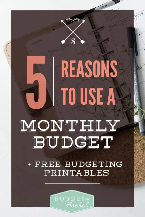 Using a monthly budget will improve your finances | you should be using a monthly budget | budgeting tips | budgeting for beginners | budgeting for success | money management tips | finance tips | personal finance #finance #budgeting #budget #financetips #money