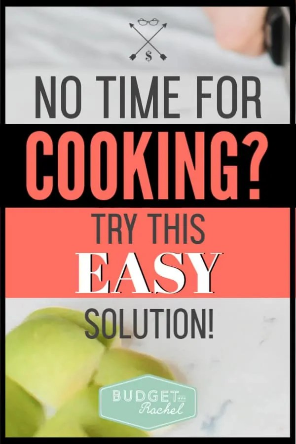 If you struggle to know what to make for dinner every night and are often just too tired to make anything happen....this is for you. This is the easiest solution to dinner time issues. If you hate cooking or don't have a lot of time for cooking, you need to try this! #budget #budgetmeals #freezermeals