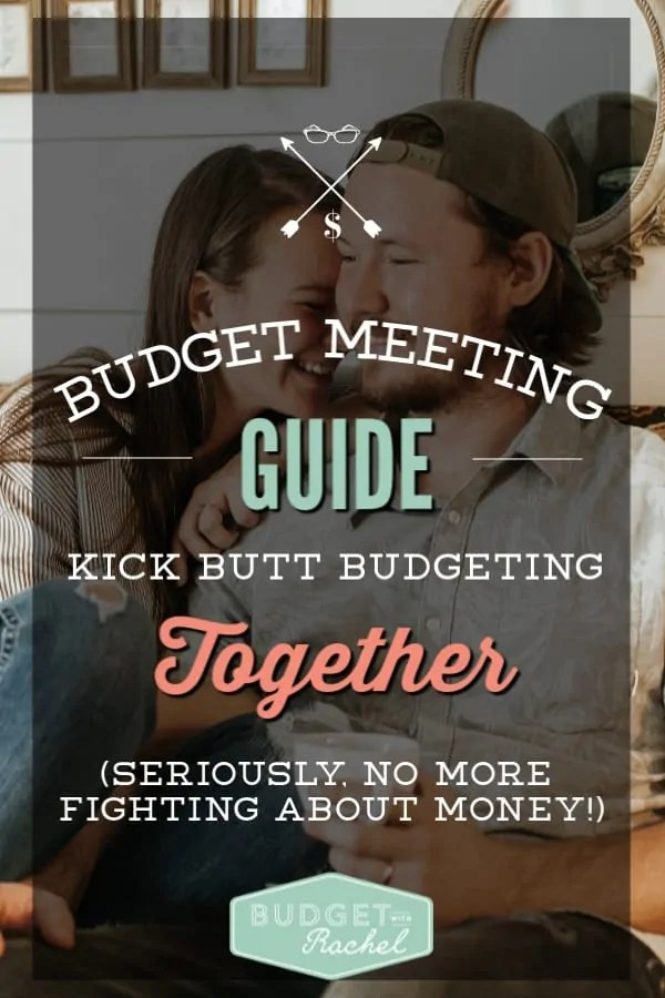 How to have a family budget meeting | budget meeting for couples | take control of your budget with a family budget meeting | free printables budget meeting guide | step by step how to walk through a budget meeting to kick butt with your finances | money management tips | finance couple | couples goals #budget #budgettips #freeprintables #couplegoals