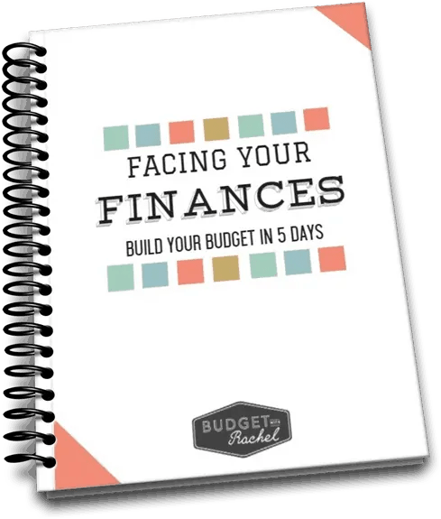 FACING YOUR FINANCES BUILD YOUR BUDGET WORKBOOK
