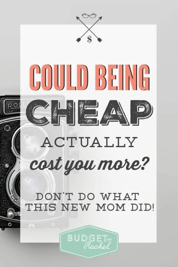 Find out if you should be cheap for everything you buy | is cheaper always better | frugal living tips for the newly frugal | how to save money on the right things | money saving tips | finance tips | personal finance | save money #savemoney #frugalliving #moneysavingtips #personalfinance