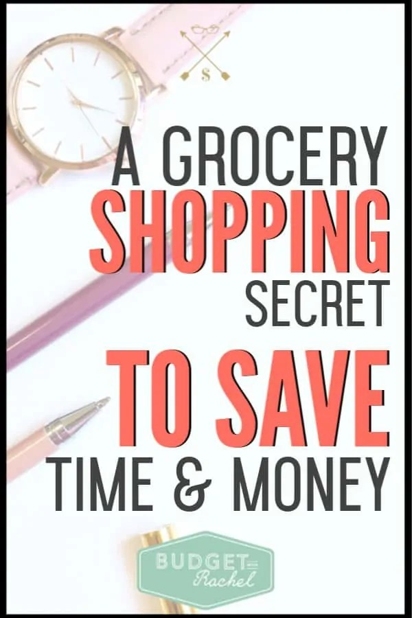 Learn how to save tons of money on food with this simple secret! This grocery budget tip helps me keep my grocery budget down to $250/month for a family of 4. Making this one change could cut your grocery budget in half! Use this awesome money saving tip today! #budget #budgettips #moneysavingtips