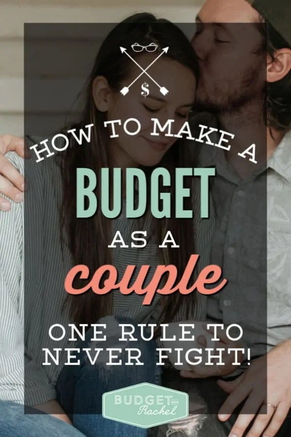 How to make a budget as a couple | budget as a couple | 4 steps to budget as a couple | managing money as a couple | how to manage money as a couple | why you need to be budgeting as a couple | budgeting tips | budgeting for beginners | couples managing money #moneymanagementtips #personalfinance #budget #freeprintables