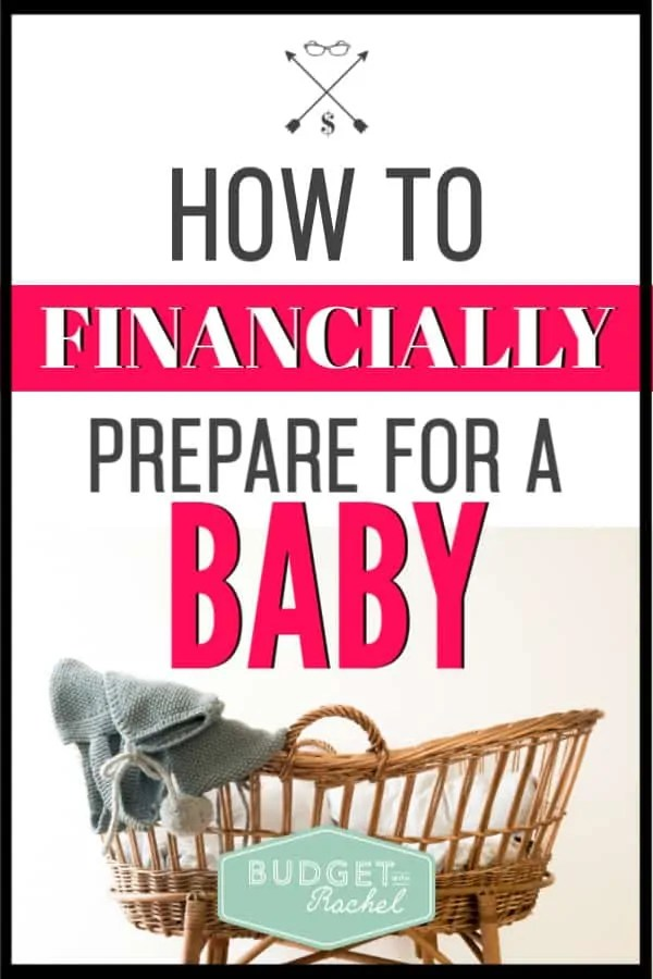 Having a baby is life changing, and this includes your finances. Babies require financial planning. Discover how much you should actually be saving before your baby is born. This was an eye-opener for me and made my baby's arrival that much smoother! #newborn #budget #savemoney #freeprintables