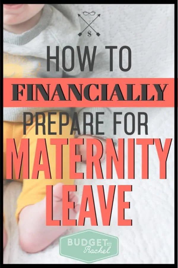 Maternity leave should be a time of focusing on your baby, not worrying about money. Use these budget tips to set up your budget for maternity leave. Follow these steps to prepare financially. #budget #budgettips #freeprintables