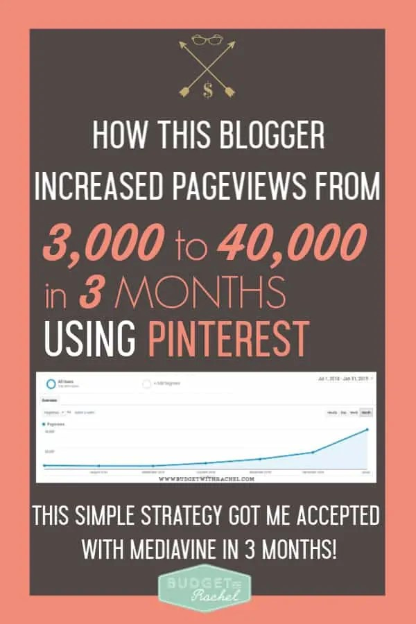 How I increased my Pinterest traffic from 3,000 to 40,000 in 3 months | how to increase Pinterest traffic | blogging tips | pinterest tips for bloggers | pinterest launch plan | jennifer maker pinterest launch plan | pinterest how to | pinterest e-book #pinterest #blogging #boggingtips