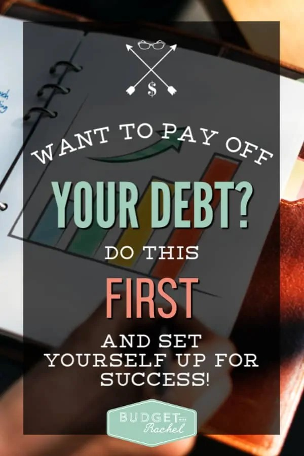 Learn the cornerstone for getting out of debt | do this one thing become debt free | pay off your debt super fast when you do this one thing | the secret to paying off debt | start your debt free journey by answering one question | understand your debt free purpose | free printables #debt #debtfree #debtpayoff #daveramsey #budget #freeprintables