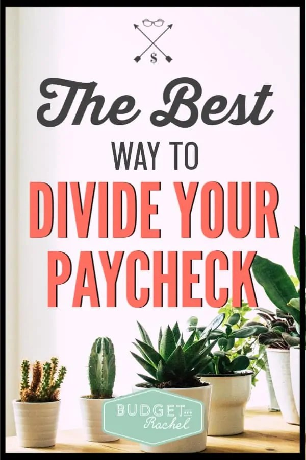 If you struggle with budgeting, this is a wonderful guide to let you know how much you should be budgeting for each area of your life. It can be really challenging to know exactly how to budget your paycheck. Take out the guesswork and start becoming a budget guru today! #budget #budgettips #paycheck