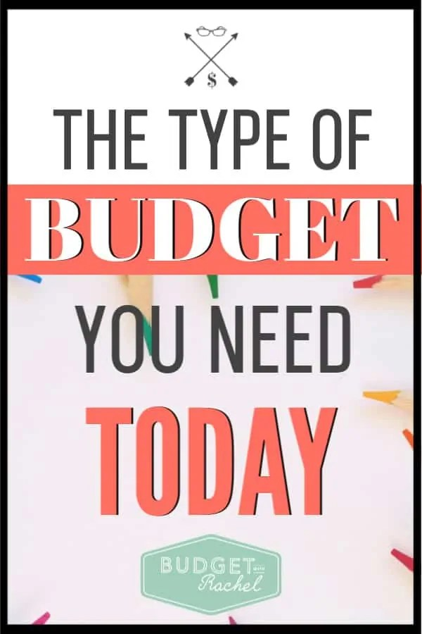 Looking for your perfect budget? This is it! Start using this type of budget and you will find financial success. Follow these budget tips and stop struggling with your money every month. #budget #budgettips #financetips