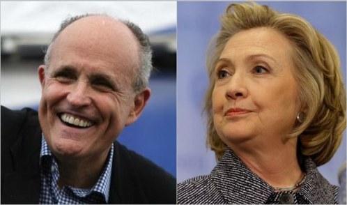 Рудолф Джулиани взриви Ню Йорк: Хилъри Клинтън създаде ИДИЛ!