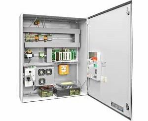 System oddymiania 230 V