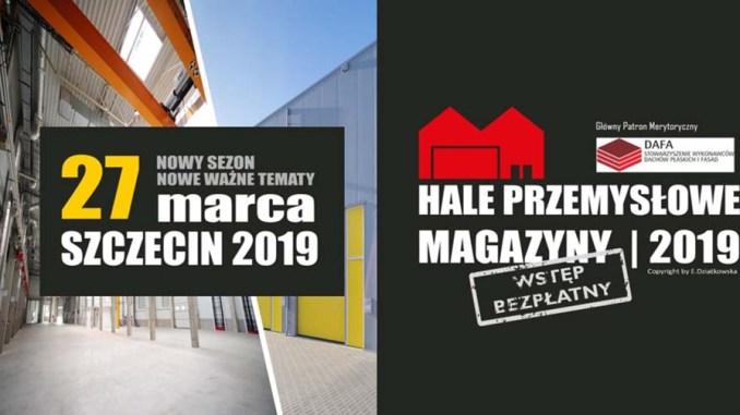hale przemysłowe i magazyny