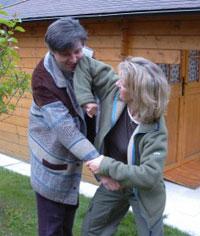 Selbstverteidigung für Mädchen und Frauen in Ismaning