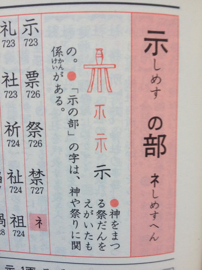 The meaning of the kanji for Rei (Etiquette) - Budō Inochi