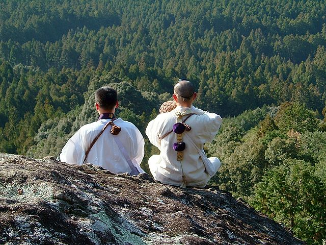 Why martial arts study is like scaling a magic mountain
