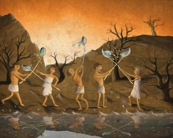 Притча о йогине: Рай и ад