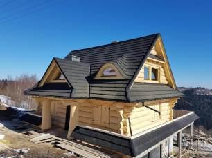 Gotowy dom z bali