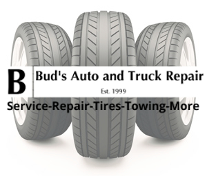 Buds Auto And Truck Repair - Local Tire Sales and Repair for Lisbon and Mount Vernon.
