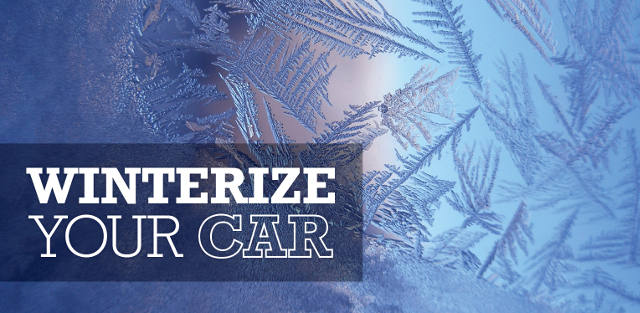 Winterize your vehicle: Is your vehicle ready?