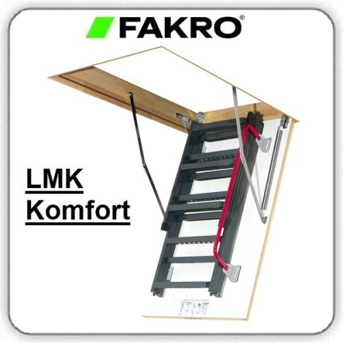 Чердачная лестница FAKRO LMK KOMFORT - Будсервис